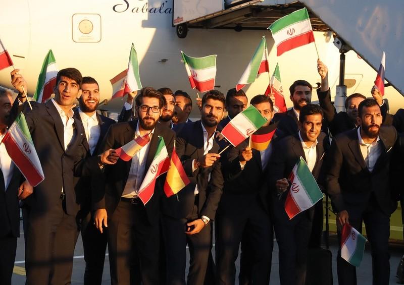 Iran là đội đầu tiên 'xông đất' Nga - ảnh 2