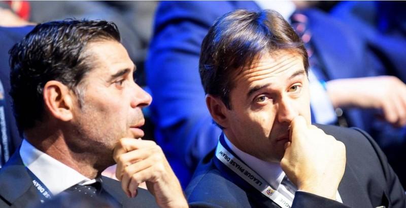 Fernando Hierro nói gì khi ngồi ghế nóng Lopetegui? - ảnh 2