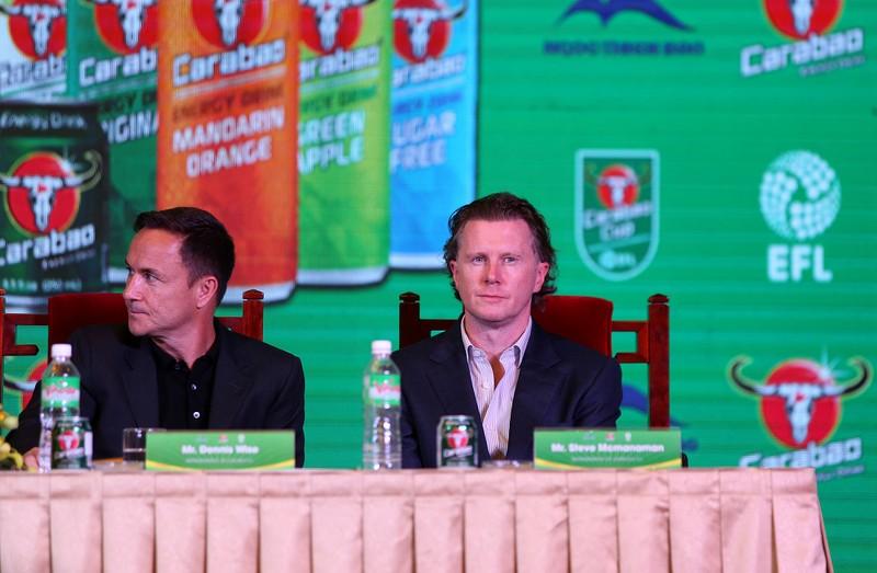 Trong tương lai Cúp Liên đoàn Anh sẽ thi đấu tại Việt Nam - ảnh 2