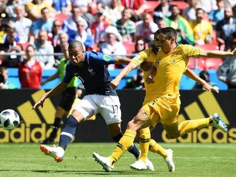 Pháp - Úc (2-1): Khi giá trị chuyển nhượng bị bỏ qua - ảnh 1
