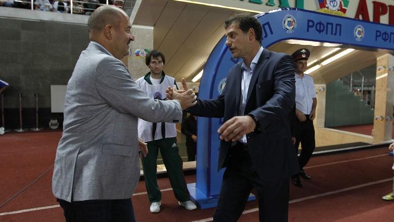 HLV S.Bilic: 'Dzyuba cứ như là cầu thủ... đường phố' - ảnh 3