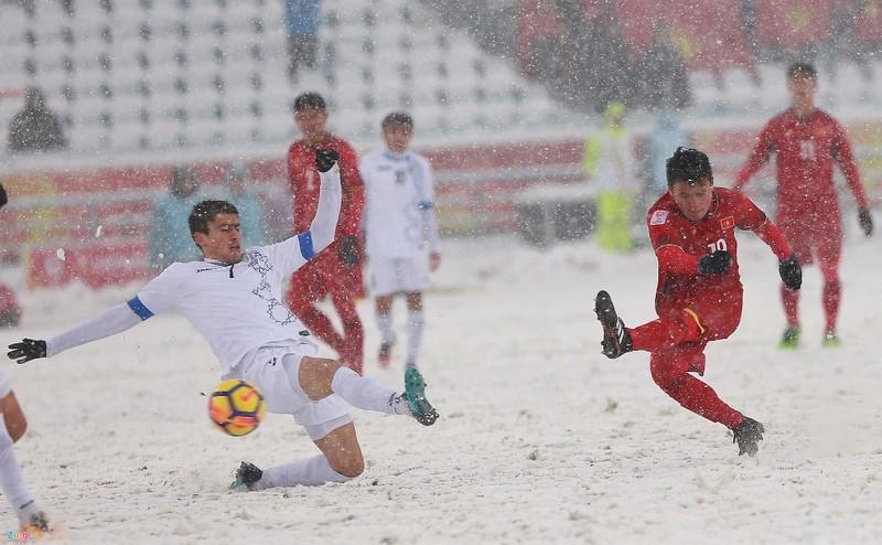 U-23 Việt Nam tái đấu U-23 Uzbekistan và U-23 Úc - ảnh 1