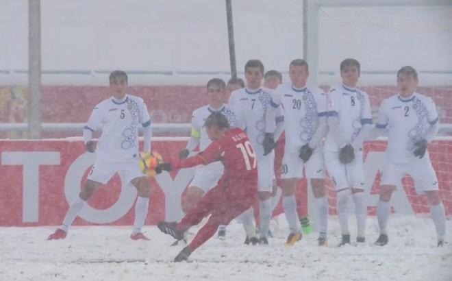U-23 Việt Nam tái đấu U-23 Uzbekistan và U-23 Úc - ảnh 3