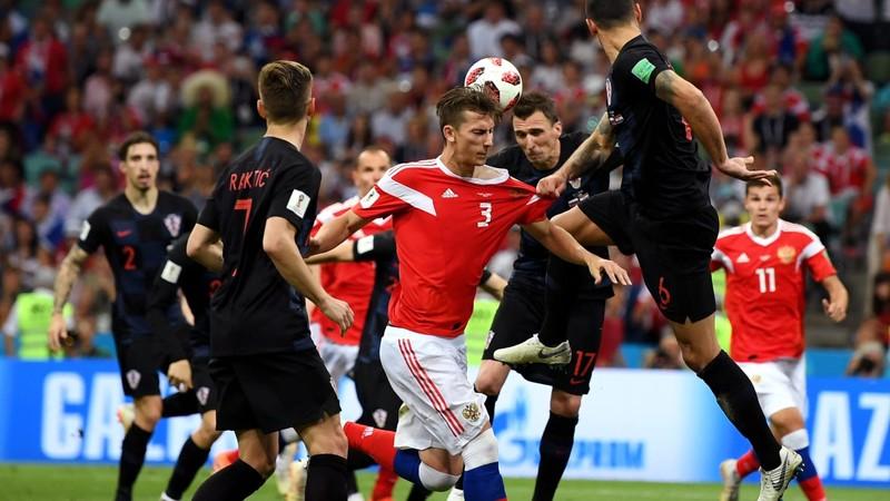 'Anh là đội đẳng cấp,còn Croatia thì tôi không dám khẳng định' - ảnh 1