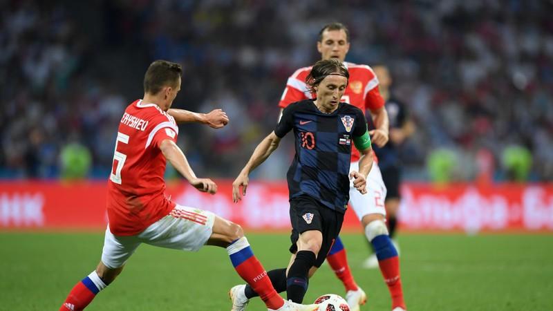 'Anh là đội đẳng cấp,còn Croatia thì tôi không dám khẳng định' - ảnh 2