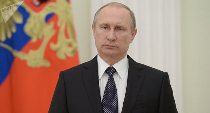 Ông Putin và chủ tịch FIFA mời ai xem chung kết World Cup? - ảnh 1