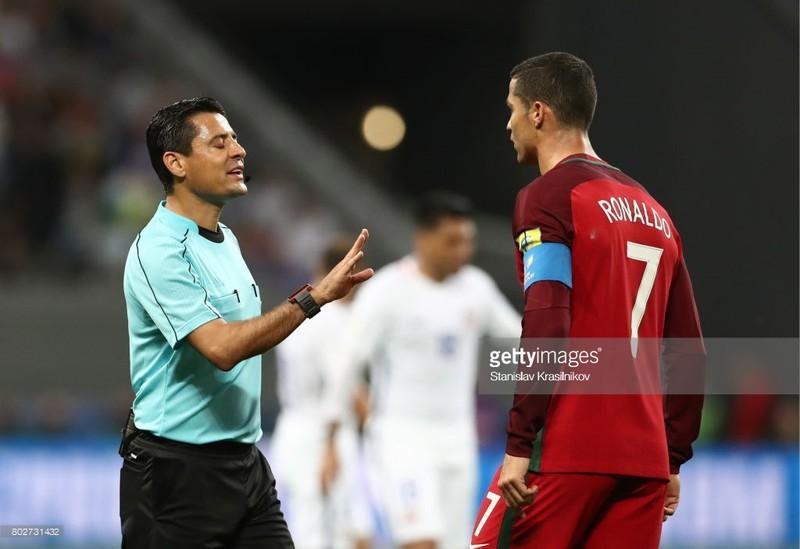 Lộ diện trọng tài bắt chung kết World cup 2018 - ảnh 2