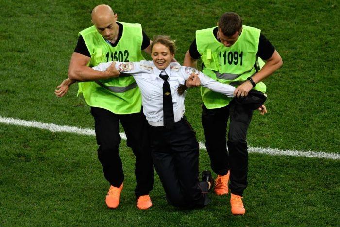 Nga phạt tù các phần tử quậy trận Chung kết World Cup - ảnh 2