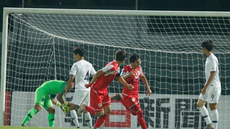 Tajikistan 'hóa' U23 Việt Nam, đánh bại Hàn Quốc vào chung kết - ảnh 4