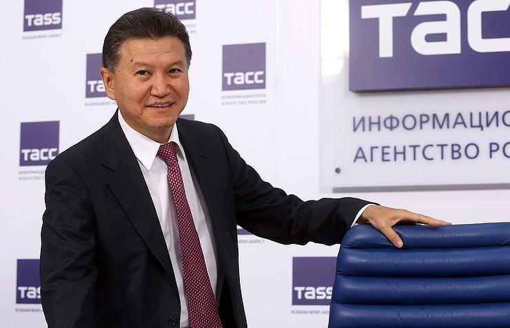 Cựu quan chức Nga được bầu làm chủ tịch LĐ cờ vua thế giới - ảnh 1