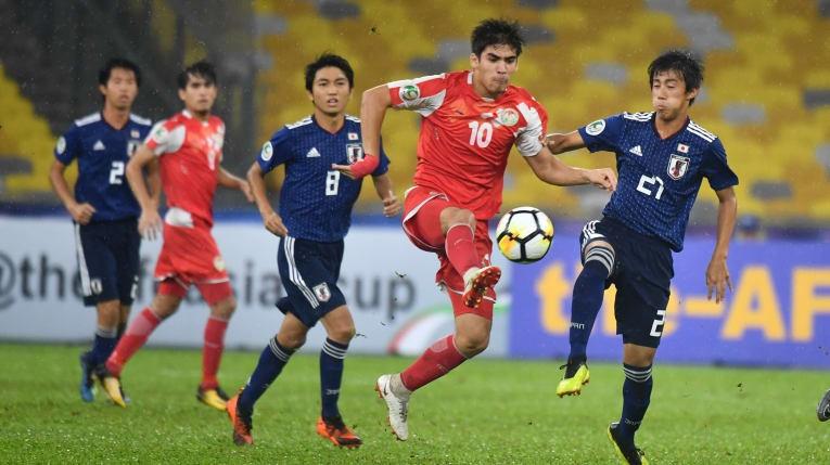 Hạ 'ngựa ô' Tajikistan, Nhật Bản lần thứ ba lên ngôi vô địch - ảnh 1