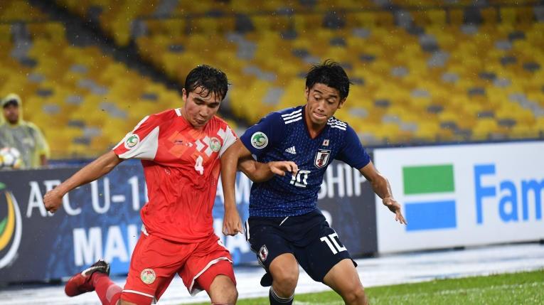 Hạ 'ngựa ô' Tajikistan, Nhật Bản lần thứ ba lên ngôi vô địch - ảnh 2