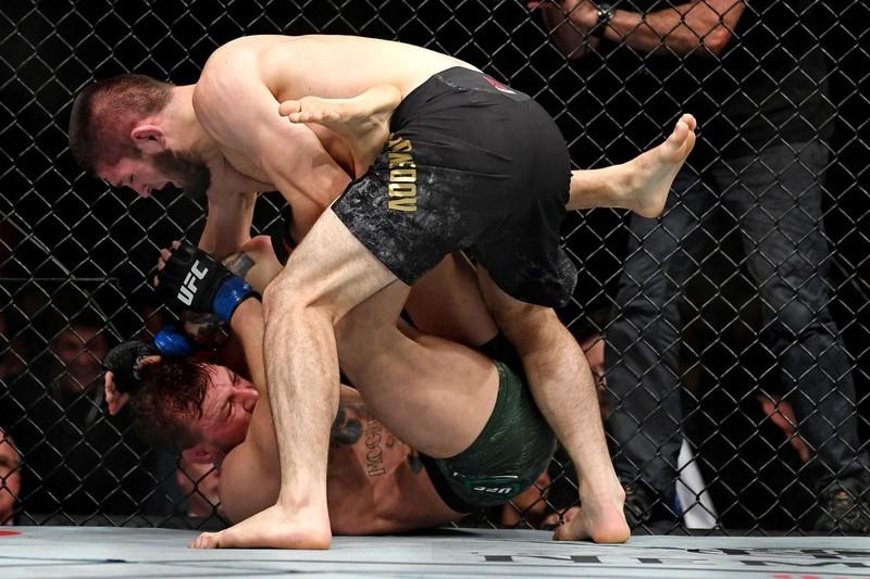 Khabib đánh bại McGregor, đánh luôn đội của đối thủ - ảnh 7