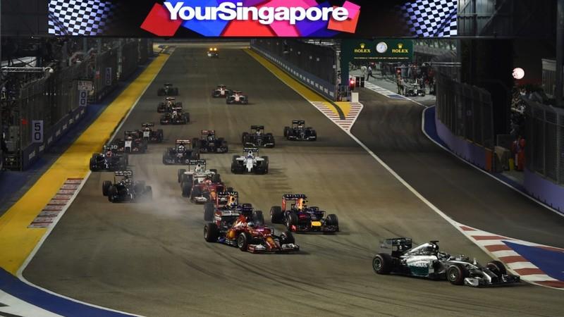 Hà Nội sẽ có đường đua F1 trên phố năm 2020? - ảnh 1
