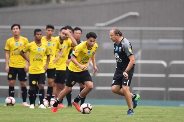 3 trụ cột J-League 1 về nước chuẩn bị AFF Cup cùng tuyển Thái - ảnh 1
