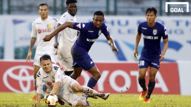 Hòa B. Bình Dương, nhà vô địch V-League tan 'giấc mơ cú đúp' - ảnh 2