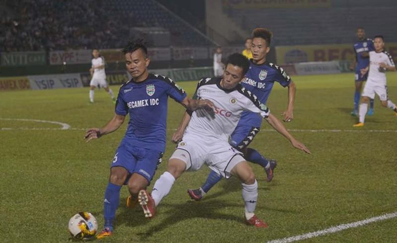 Hòa B. Bình Dương, nhà vô địch V-League tan 'giấc mơ cú đúp' - ảnh 3