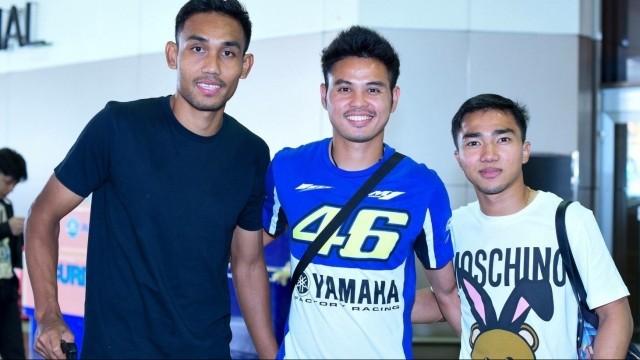 3 ngôi sao J-League 1 về nước giúp đội tuyển Thái Lan - ảnh 2