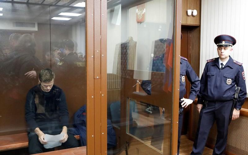 Hai cầu thủ Nga bị tạm giam 2 tháng - ảnh 4