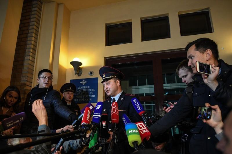 Hai cầu thủ Nga bị tạm giam 2 tháng - ảnh 2