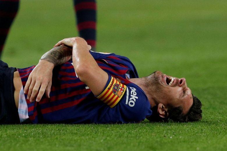 Ngày vui của Ronaldo, ngày buồn của Messi - ảnh 2