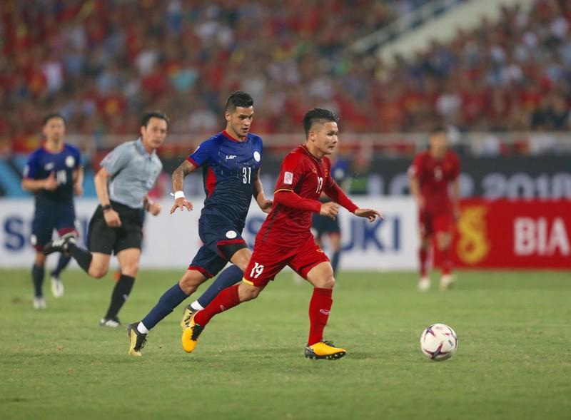 Bàn thắng của Quang Hải đã giúp Việt Nam giải tỏa sự căng cứng - ảnh 1