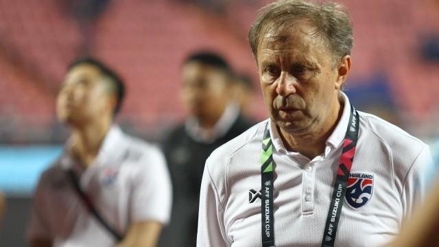 Chủ tịch Somyot nói Thái Lan bị loại là 'vẻ đẹp của bóng đá' - ảnh 1