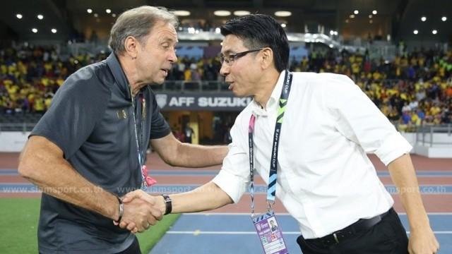 Chủ tịch Somyot nói Thái Lan bị loại là 'vẻ đẹp của bóng đá' - ảnh 2