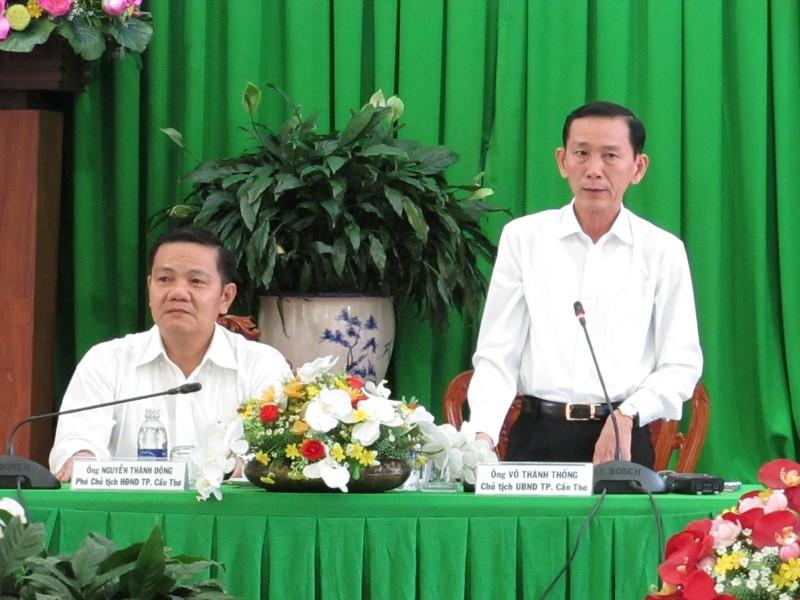 Buổi đối thoại thú vị của chủ tịch Cần Thơ - ảnh 2