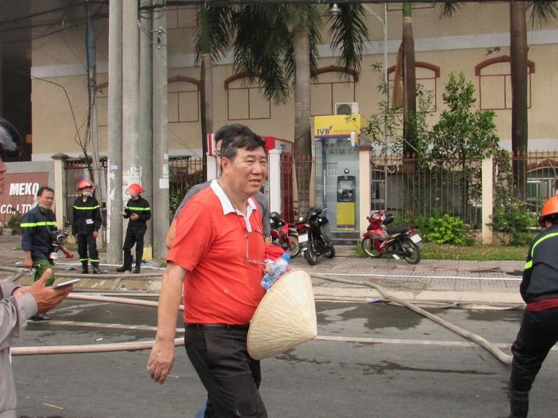 Vụ cháy ở Cần Thơ: Tổng giám đốc gửi thư xin lỗi - ảnh 2