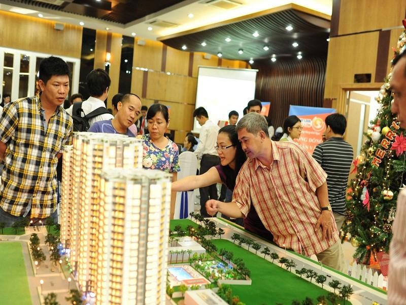 Thị trường bất động sản tăng trưởng thần tốc - ảnh 1