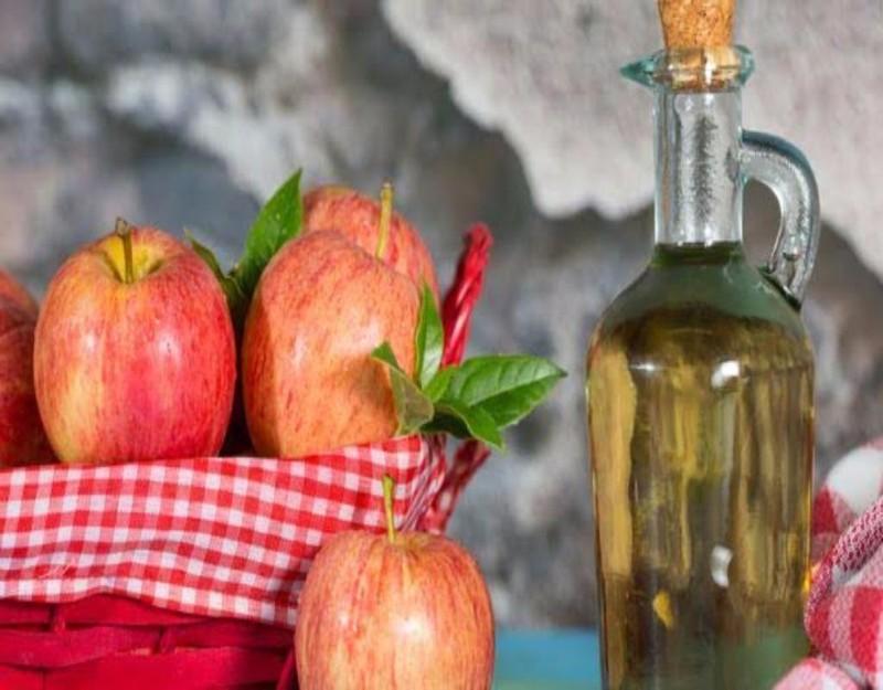 Giấm táo là thực phẩm rất tốt cho tiêu hóa.