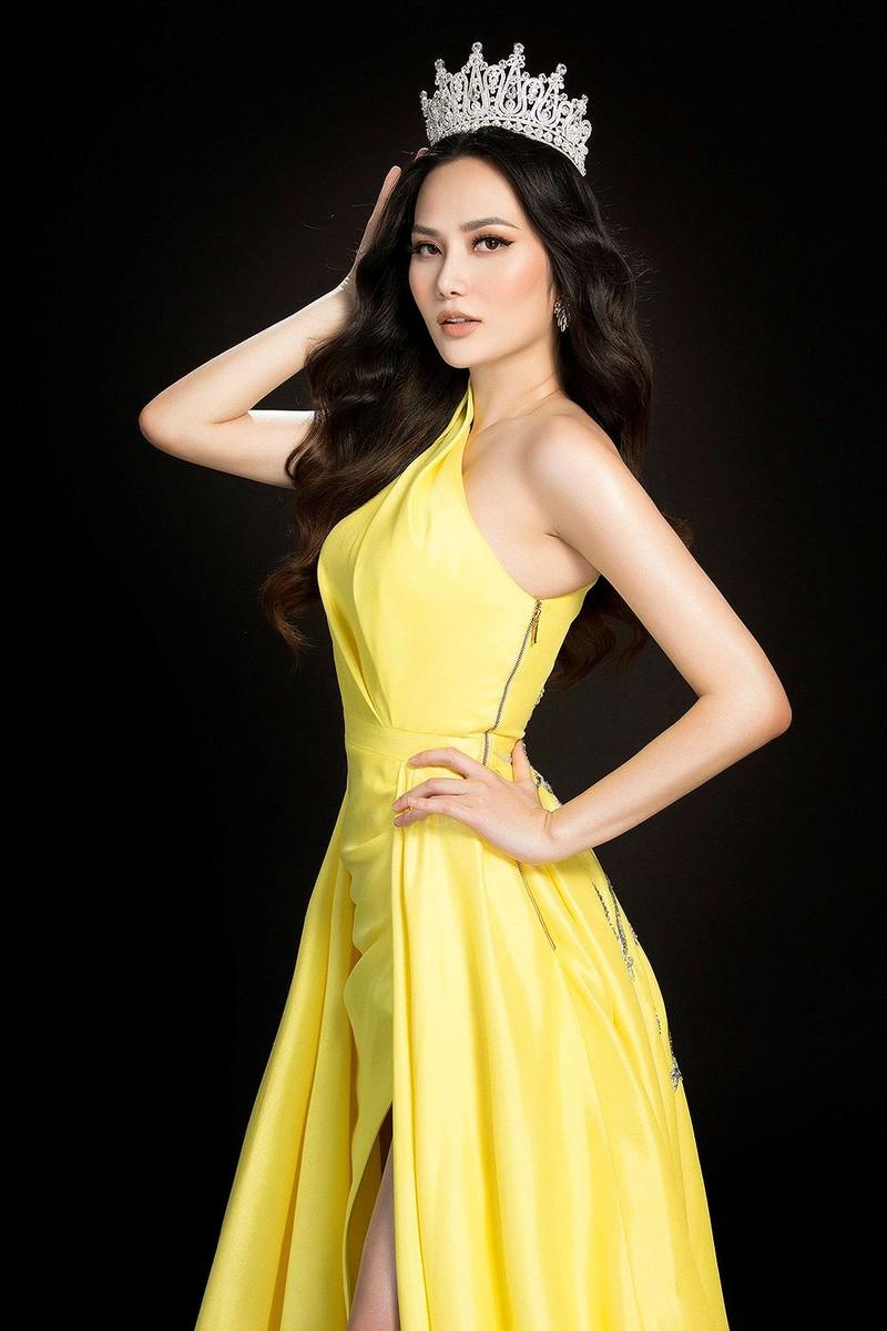 Hoa hậu Diệu Linh dự thi Nữ hoàng Du lịch Quốc tế 2018 - ảnh 1