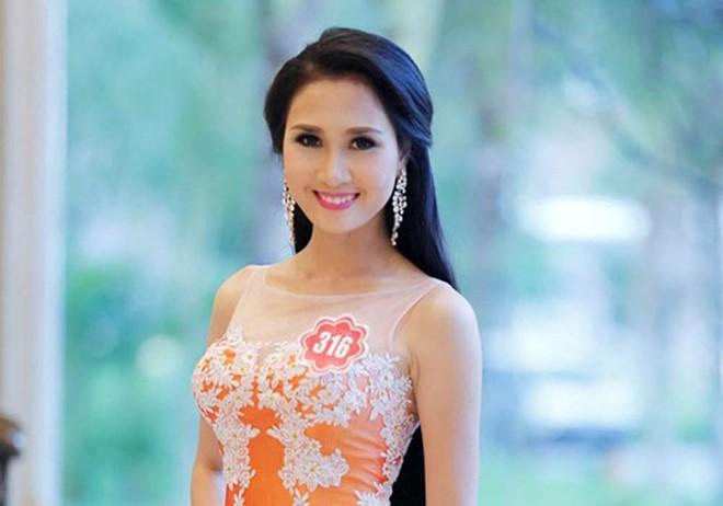 Người đẹp Hoa hậu Việt Nam 2014 xuất gia ở tuổi 24 - ảnh 2