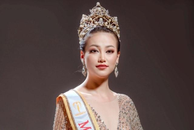 Nguyễn Phương Khánh đại diện Việt Nam thi Miss Earth 2018 - ảnh 3