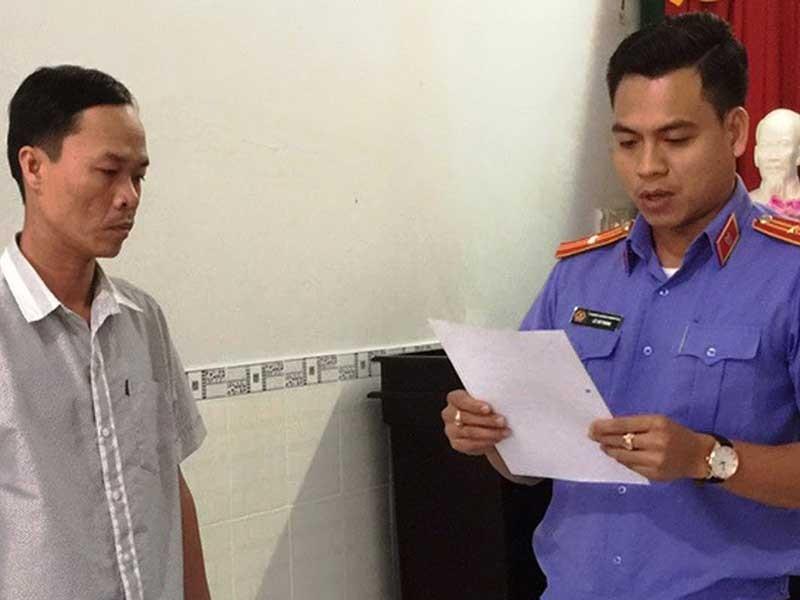 Phó Chánh án TAND TP Sóc Trăng bị khởi tố - ảnh 1