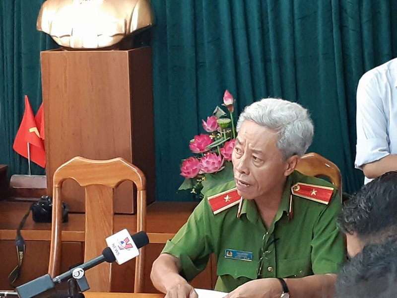 Tướng Phan Anh Minh: Vụ hiệp sĩ bị đâm gây phẫn uất và day dứt - ảnh 1