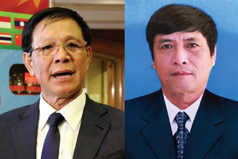 Ông Phan Văn Vĩnh nghi nhận hối lộ hơn 60 tỉ đồng - ảnh 1