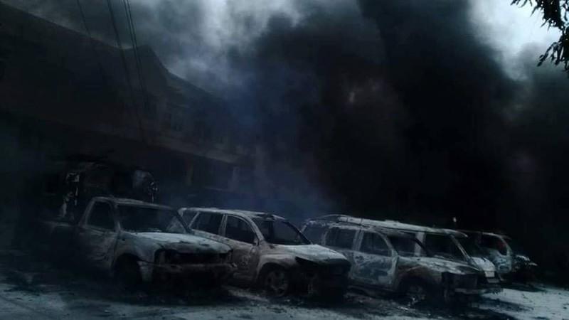 Bình Thuận thông tin ban đầu về vụ đập phá đêm 10-6 - ảnh 5