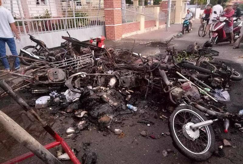 Bình Thuận thông tin ban đầu về vụ đập phá đêm 10-6 - ảnh 4