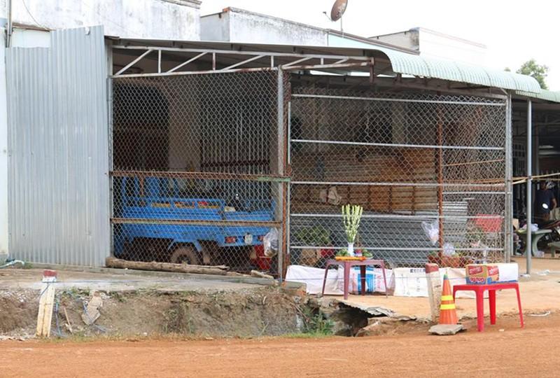 2 vợ chồng chết trong nhà trọ ở Bình Phước - ảnh 1