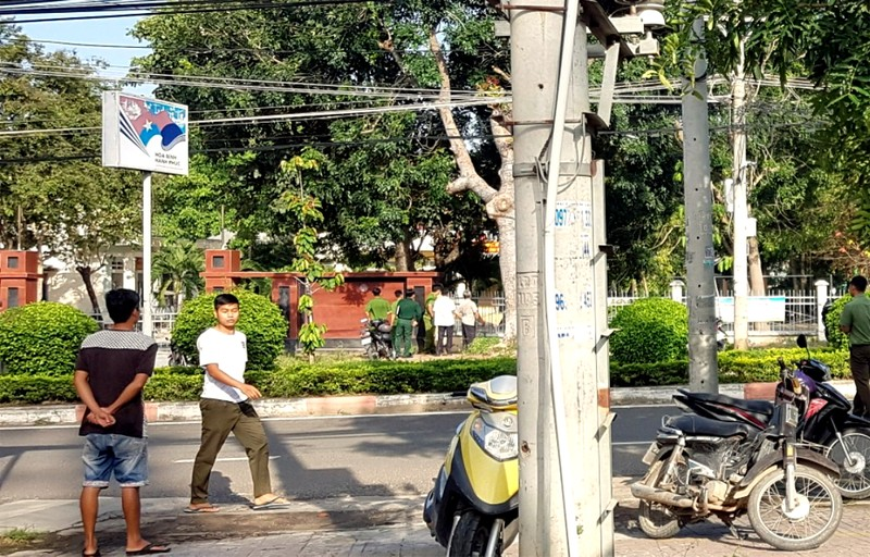Phó phường đội bắn chết nữ phó chủ tịch HĐND phường rồi tự sát - ảnh 3