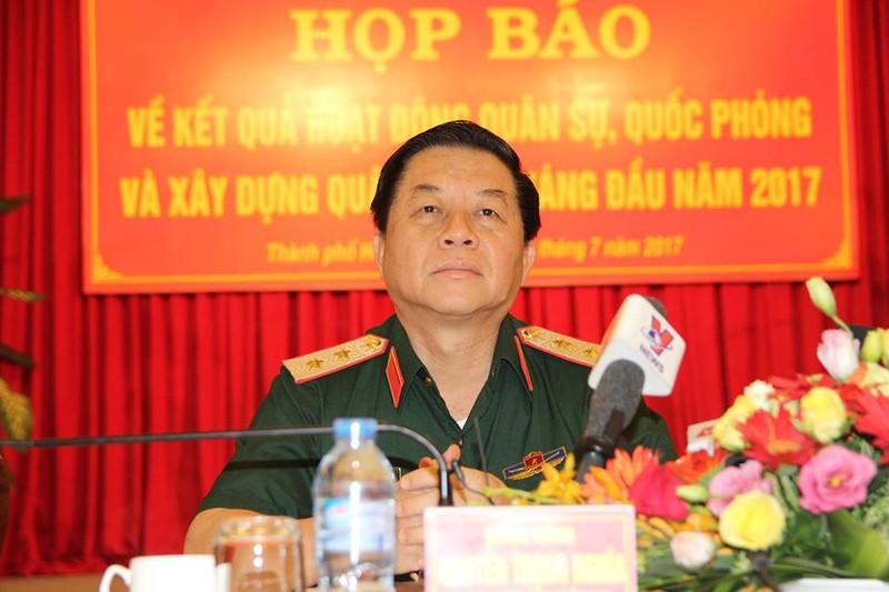 Bộ Quốc phòng họp báo: Nhiều thông tin về DN quân đội - ảnh 3