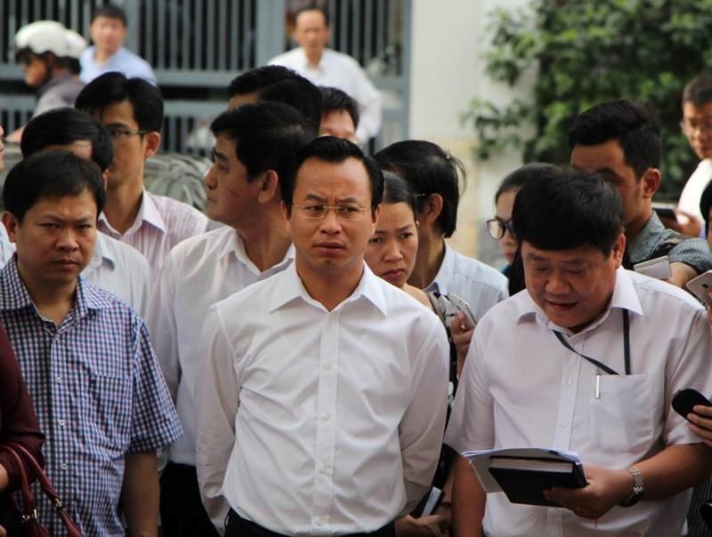 Bí thư Nguyễn Xuân Anh vi phạm 'đến mức phải kỷ luật' - ảnh 3