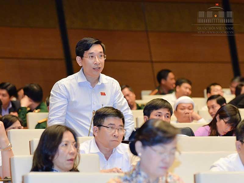 Thôi nhiệm vụ chuyên trách với ĐBQH Nguyễn Văn Cảnh - ảnh 1