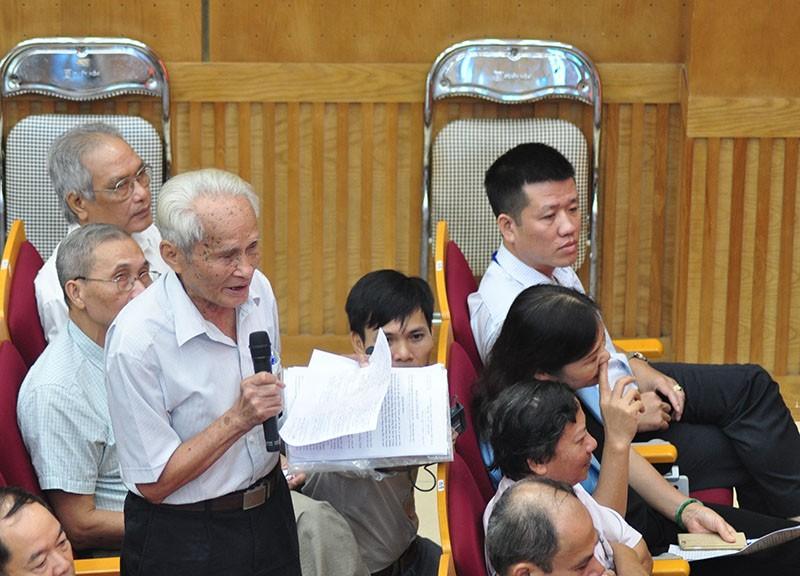 Cử tri khen vụ Đà Nẵng, phê bình vụ Yên Bái - ảnh 1