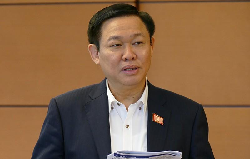Phó Thủ tướng Vương Đình Huệ: Chống tham nhũng đạt lợi ích kép - ảnh 1