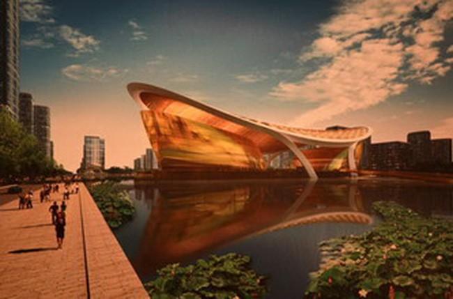 Số phận 3 nhà hát ngàn tỉ ở Hà Nội giờ ra sao? - ảnh 2