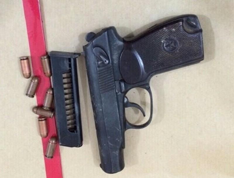 Xách cả bao ma túy, dùng súng K59 bắn cảnh sát - ảnh 4
