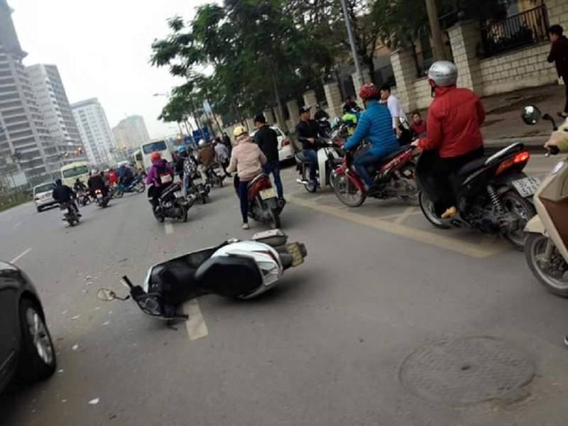 Xe tang gây tai nạn liên hoàn, 1 người chết - ảnh 2